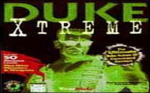 Duke Xtreme - game cover