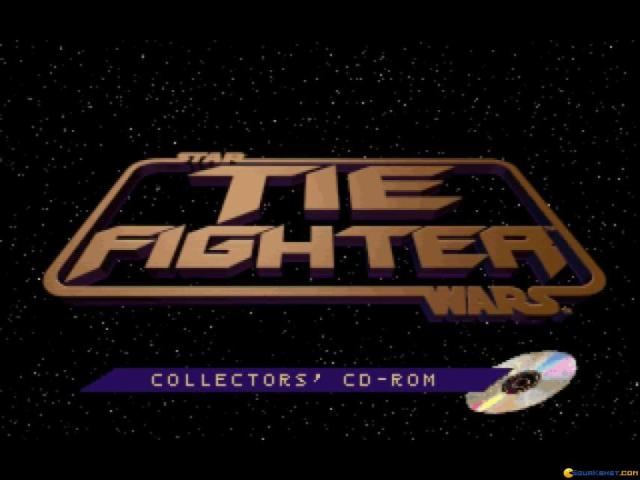 Star Wars: Tie Fighter - game cover