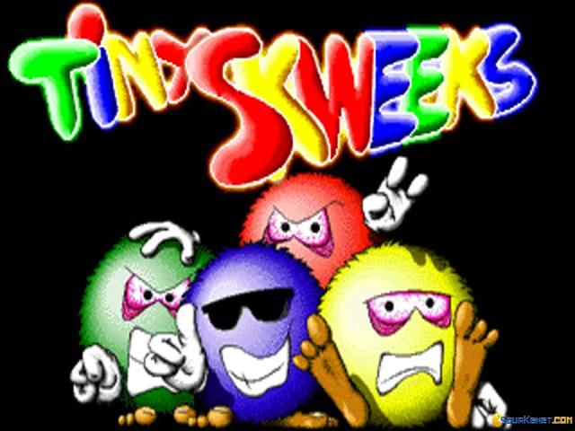 Tiny Skweeks - title cover