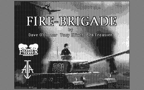 Fire Brigade - title cover