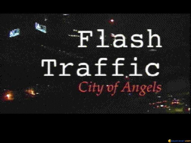 Flash Traffic: City of Angels - title cover