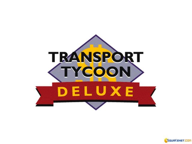 Transport Tycoon Deluxe - game cover