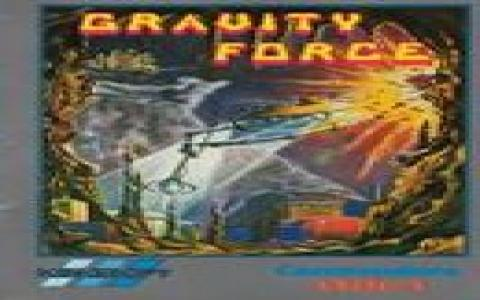 Gravity Force - title cover