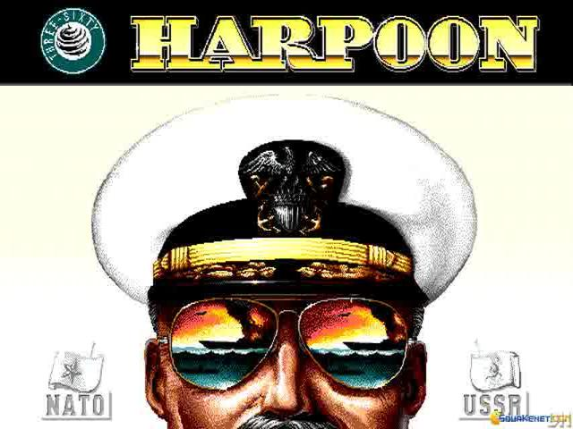 Harpoon - game cover