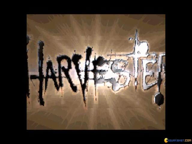 Harvester - title cover