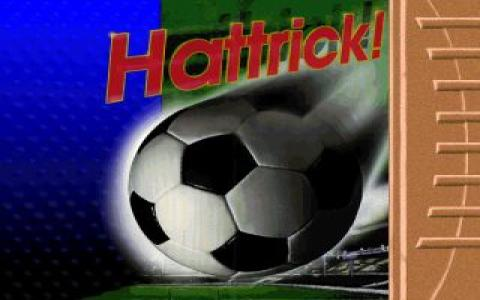 Hattrick! - title cover