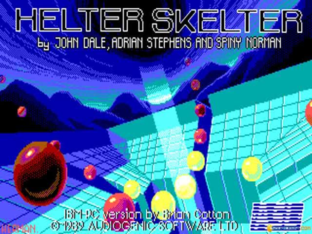 Helter Skelter - title cover