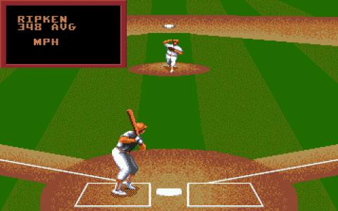 Home Run Derby - game cover
