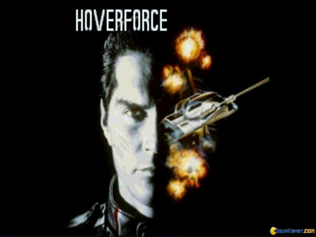 Hoverforce - title cover