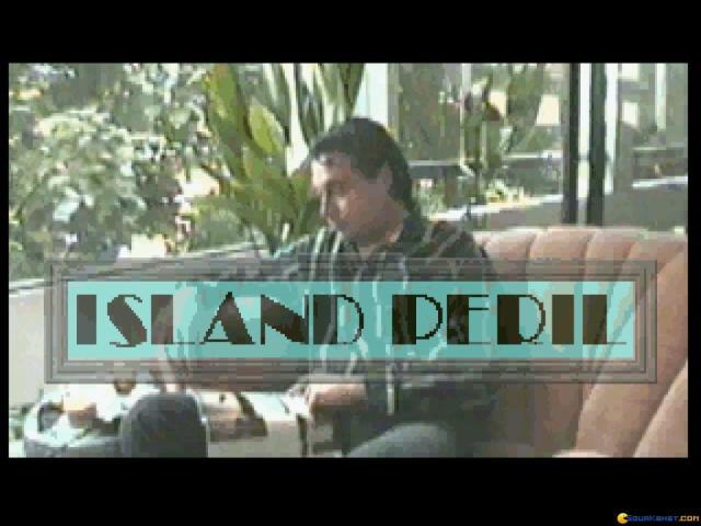 Island Peril - title cover