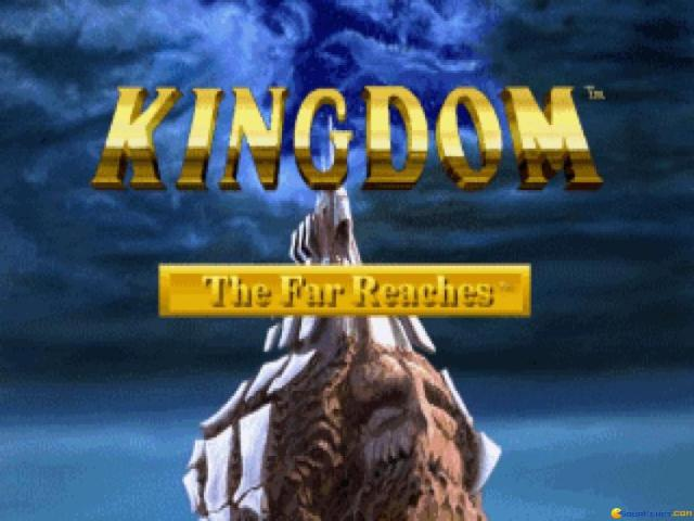 Kingdom: The Far Reaches - title cover