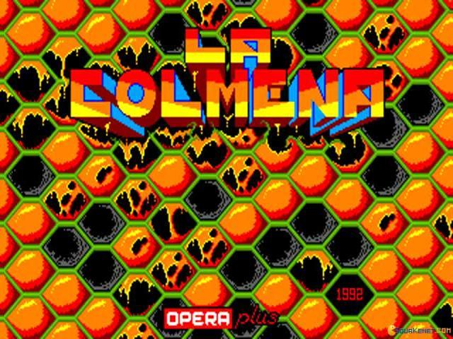 La Colmena - game cover