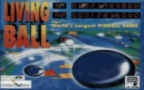 Living Ball - title cover