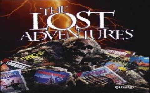 The Lost Adventures Of Legend - game cover