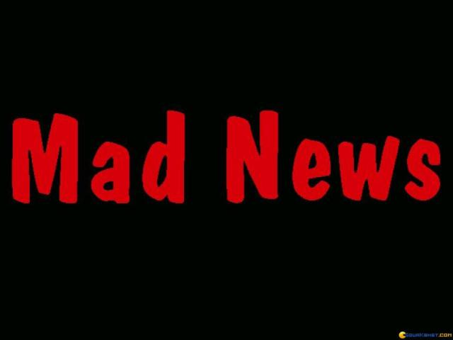Mad News - title cover