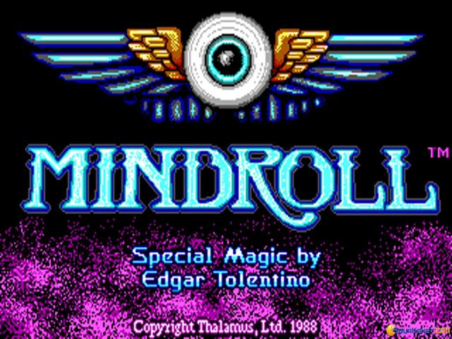 Mind-Roll - title cover