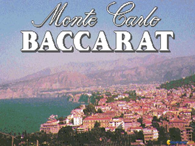 Monte Carlo Baccarat - title cover