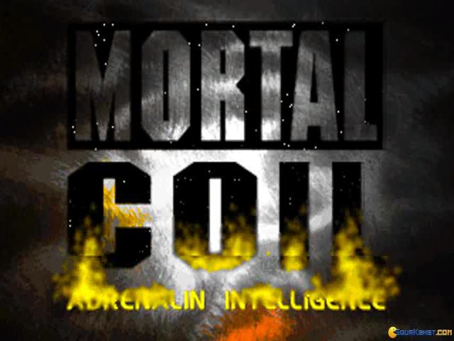 Mortal Coil: Adrenalin Intelligence - title cover