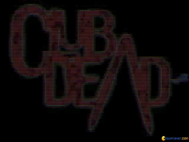 MTV's Club Dead - title cover