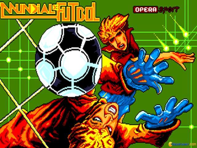 Mundial de Fútbol - title cover