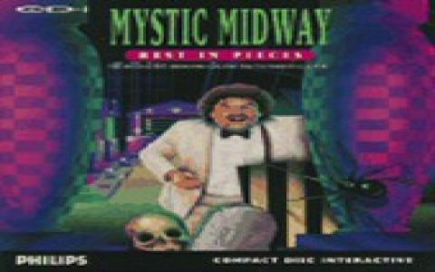Mystic Midway: Rest in Pieces - title cover