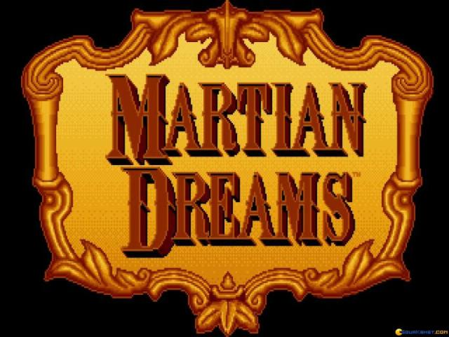 Ultima: Worlds of Adventure 2: Martian Dreams - title cover
