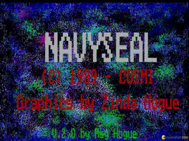 Navy Seal - title cover