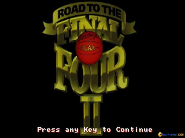 NCAA: Road to the Final Four 2 - title cover