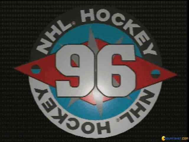 NHL 96 - game cover