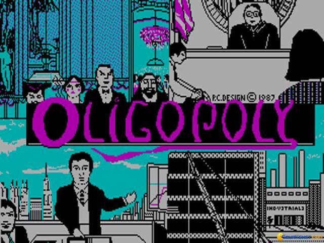 Oligopoly - title cover