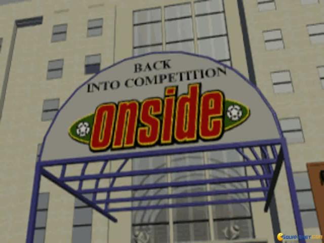 ONSIDE Complete Soccer - title cover
