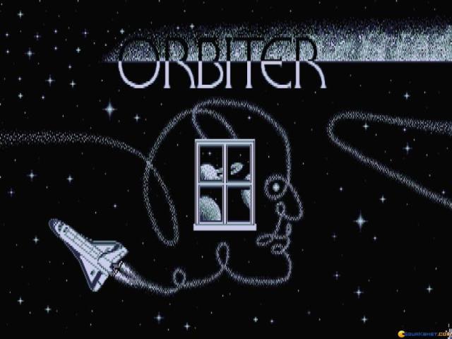 Orbiter - title cover