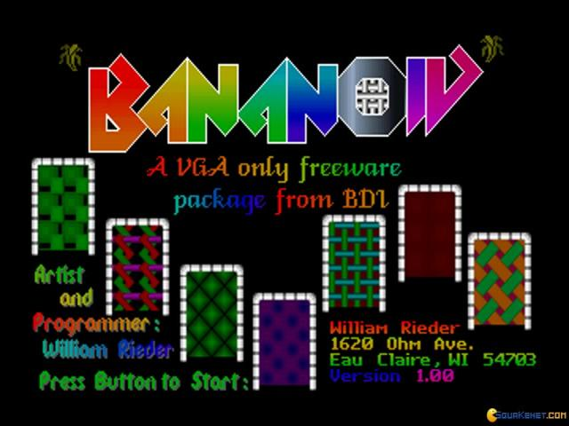 Bananoid - title cover