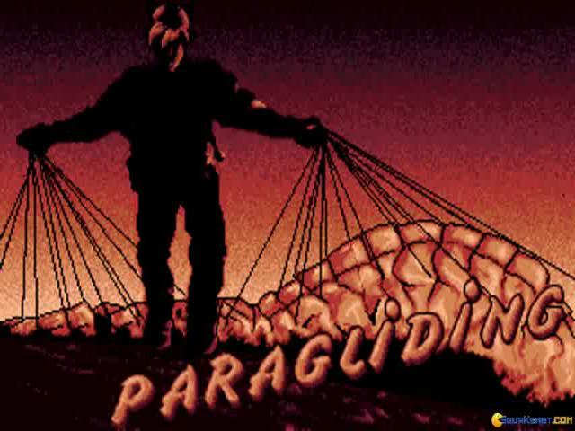 Paragliding - game cover