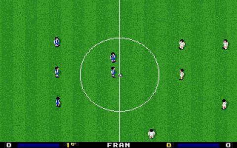 PC Futbol 5 - game cover