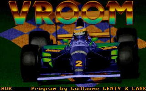 Vroom - title cover