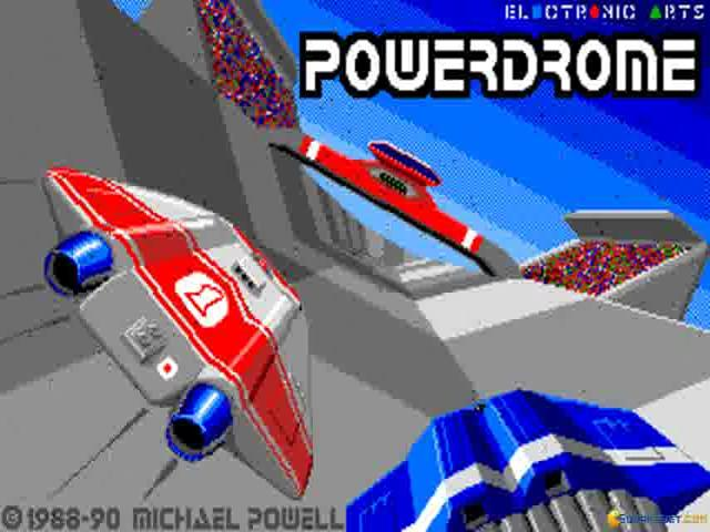 Powerdrome - game cover