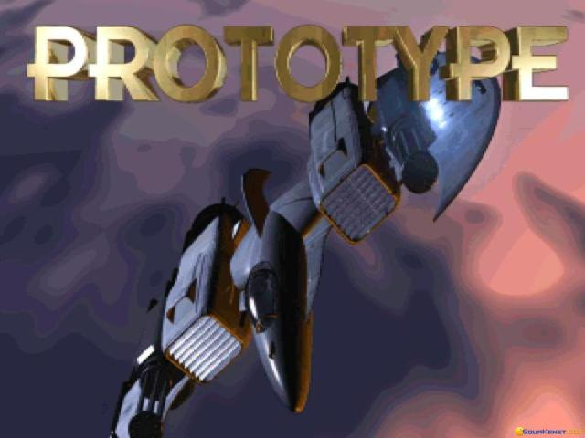 Prototype - title cover