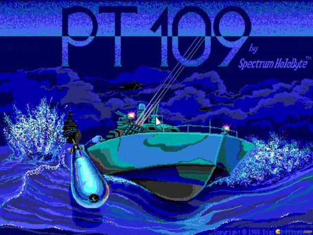 PT-109 - game cover