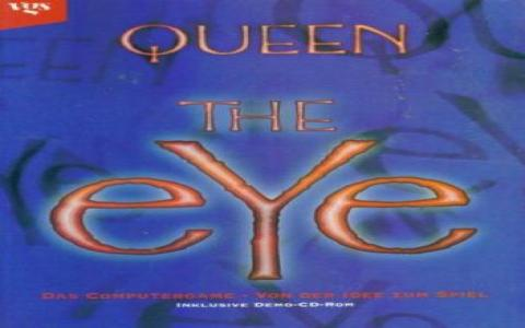 Queen: The Eye - title cover