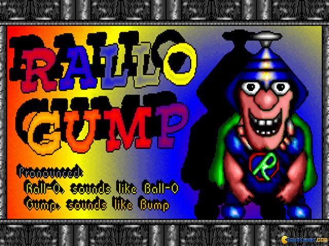 Rallo Gump - title cover