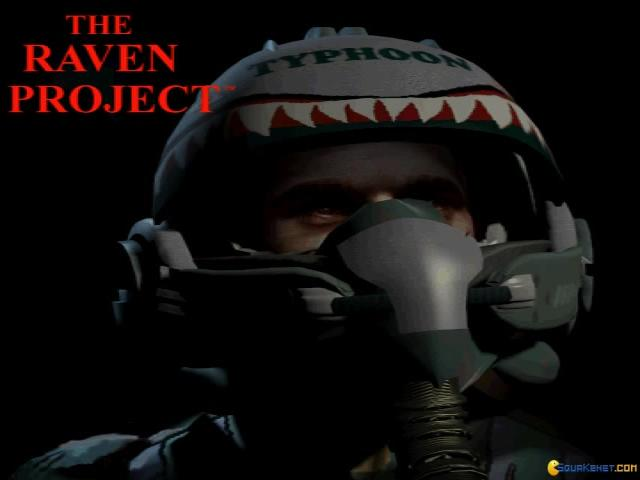 The Raven Project - game cover