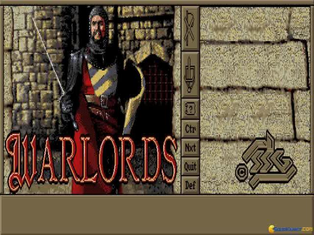 Warlords - title cover