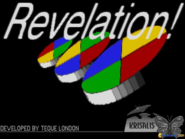 Revelation - game cover