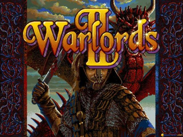 Warlords 2 - title cover