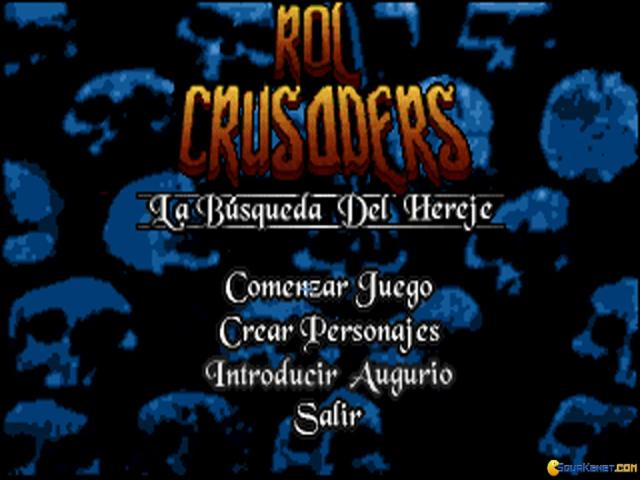 Rol Crusaders - title cover