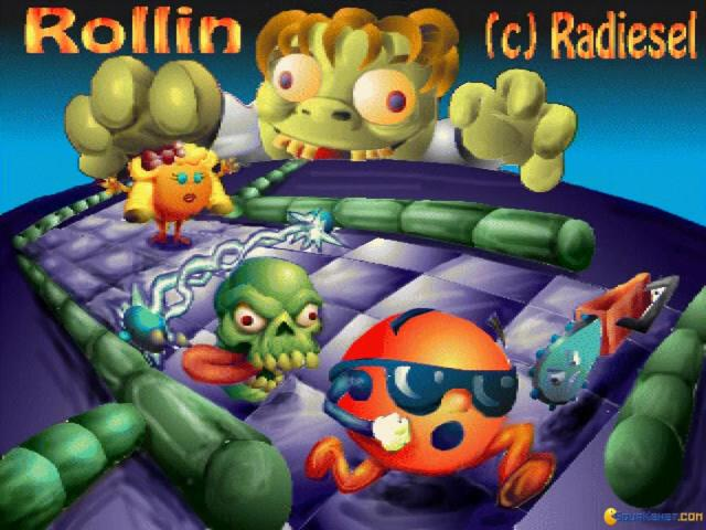 Rollin - title cover