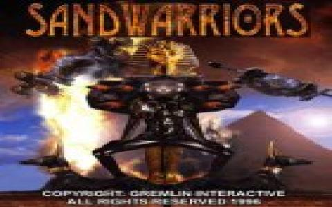 Sandwarriors - game cover