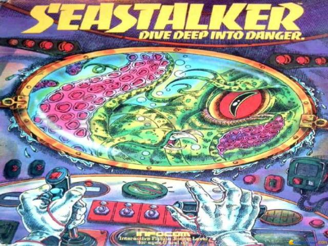 Seastalker - title cover