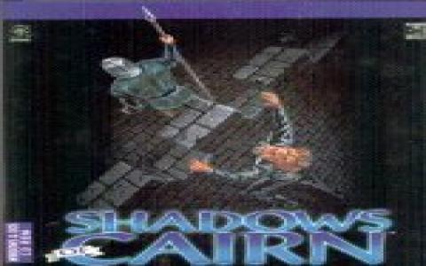 Shadows of Cairn - title cover